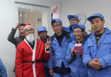 雷竞技官网网站陪你,欢度圣诞