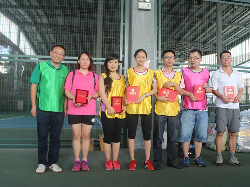 24乒乓球颁奖