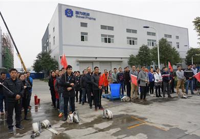 安全生产,重在预防——四川雷竞技官网网站2017年消防安全活动
